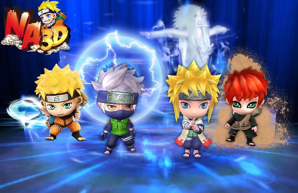 Bạn đang xem bài viết Tai Game Naruto 3D Online Cho Điện Thoại Android iOs
